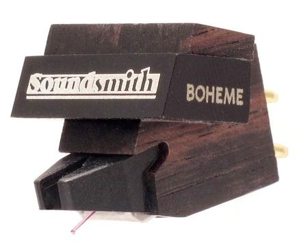 Soundsmith - Boheme High-Output Medium Compliance Phono Cartridge