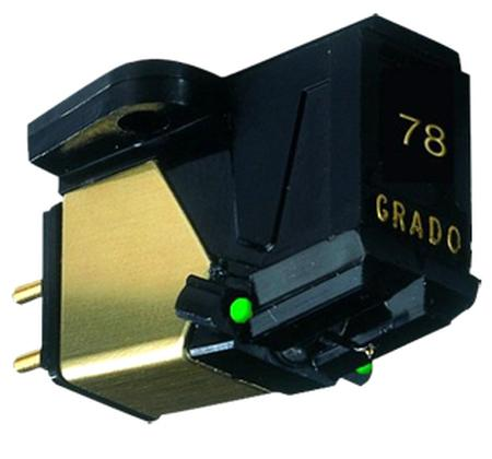 Grado - 78E Cartridge (Elliptical Stylus)