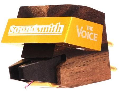 Soundsmith - Sotto Voce Ruby cantilever and Nude CL stylus