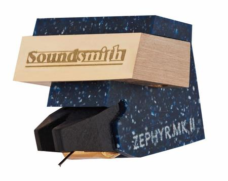 Soundsmith - The Zephyr II MI Phono Cartridge - High Output Low Compliance