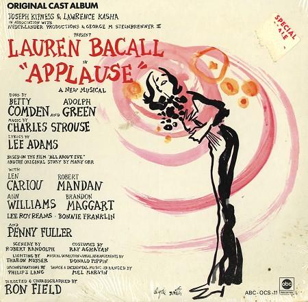 Original Broadway Cast - Applause