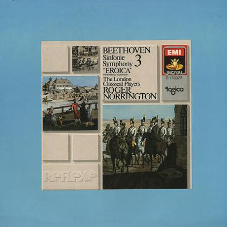 Norrington, The London Classical Players - Beethoven: Symphony No.3 Eroica