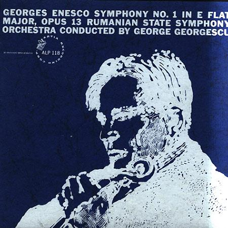 Georgescu, Rumanian State Orchestra - Enesco: Symphony No. 1