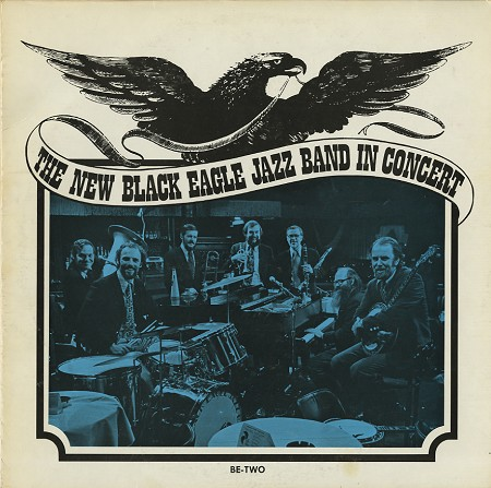 New Black Eagle Jazz Band - In Concert