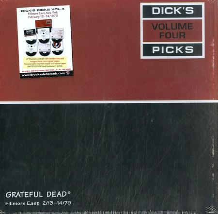 The Grateful Dead - Dick's Picks Volume Four