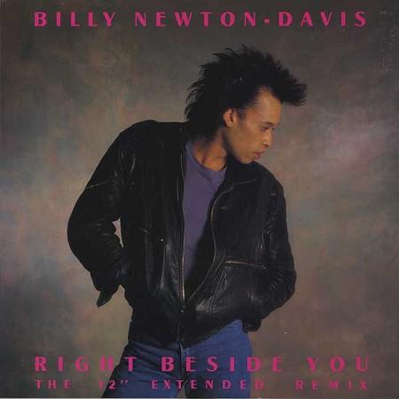 Billy Newton-Davis - Right Beside You