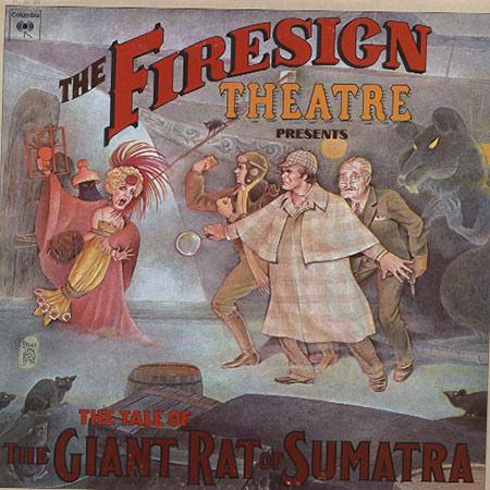 The Firesign Theatre RadioNow Live