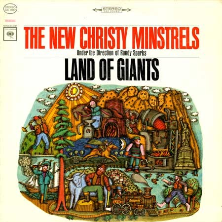 Giants >> The New Christy Minstrels - Land Of Giants