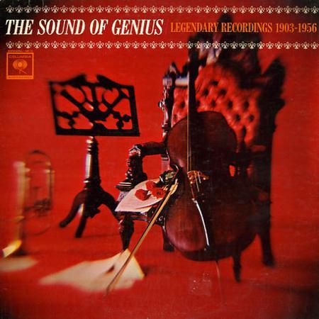 Various Artists - The Sound of Genius - Legendary Recordings 1903-1956