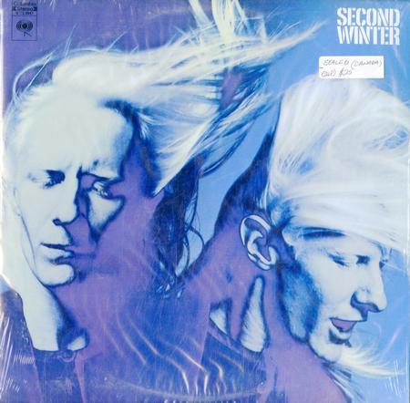 Johnny Winter - Second Winter