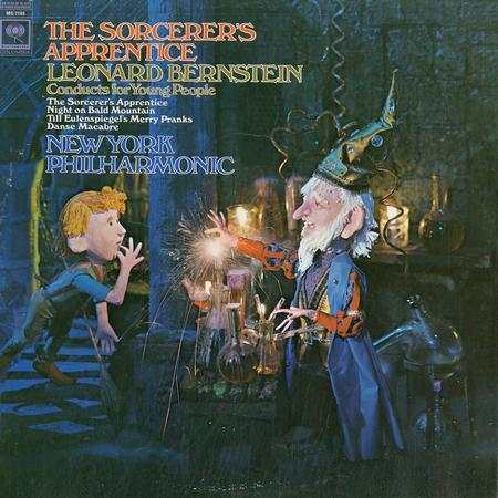 Bernstein, New York Philharmonic - Leonard Bernstein Conducts For Young People