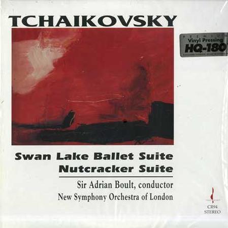Boult, New Philharmonia Orch. - Tchaikovsky: Swan Lake Ballet Suite etc.