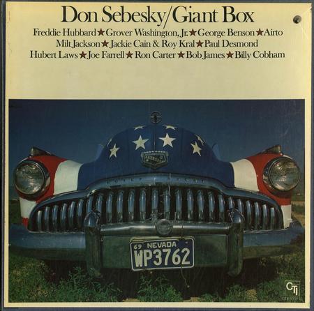 Don Sebesky - Giant Box