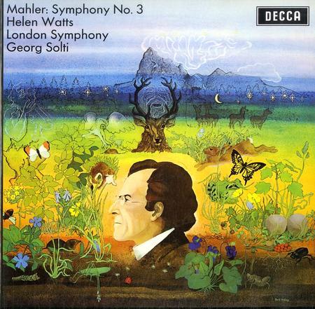 Watts, Solti, London Symphony Orchestra - Mahler: Symphony No. 3