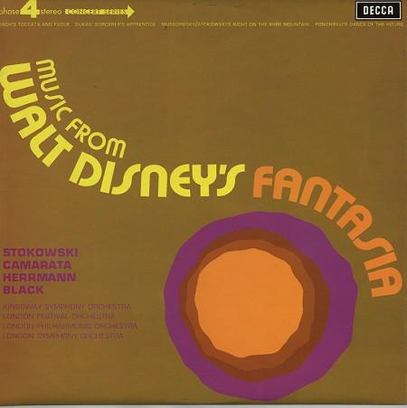 Various Artists - Music From Walt Disney's Fantasia