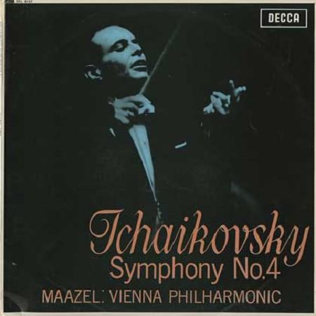 Maazel, VPO - Tchaikovsky: Symphony 4