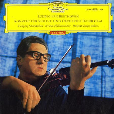 Schneiderhan, Jochum, Berlin Philharmonic Orchestra - Beethoven: Violin Concerto in D