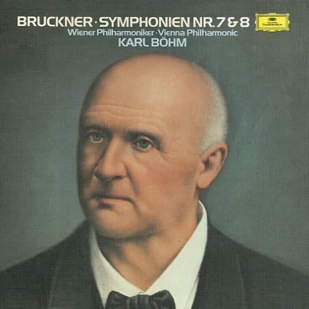 Bohm, Vienna Phil. Orch. - Bruckner: Symphony No. 7 & 8