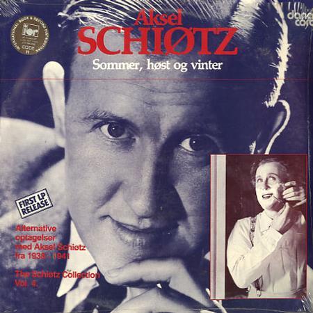 Aksel Schiotz - Sommer, host og vinter