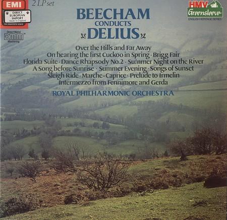 Sir Thomas Beecham - Beecham Conducts Delius
