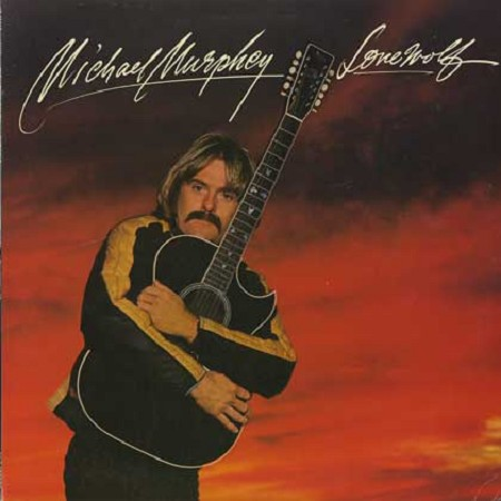 Michael Murphey - Lonewolf /promo white label