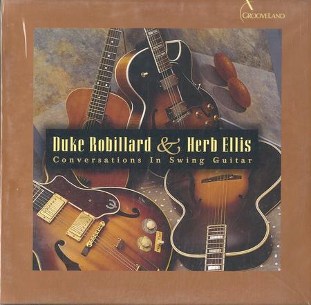 Duke Robillard and Herb Ellis - Conversations In Swing Guitar
