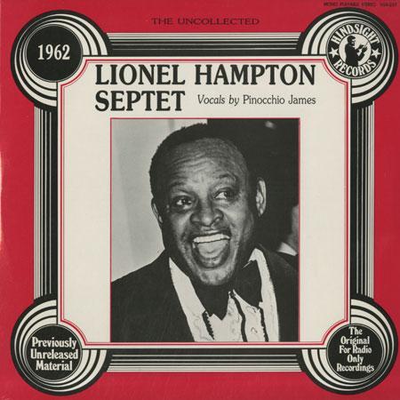 Lionel Hampton Septet - The Uncollected 1962