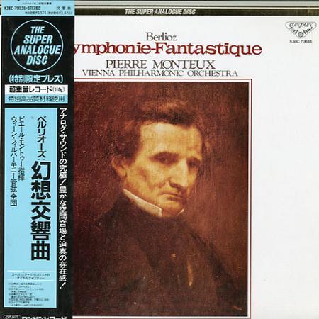 Monteux, Vienna Philharmonic Orchestra - Berlioz: Symphonie Fantastique