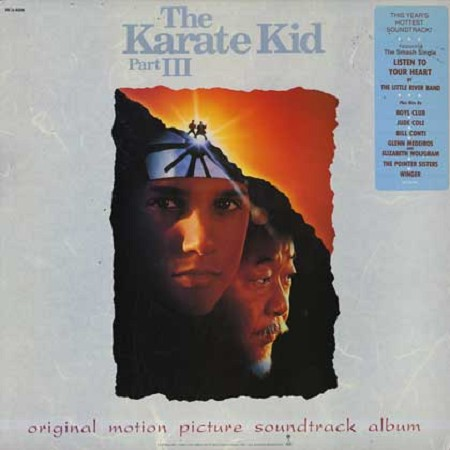 Original soundtrack the karate kid part iii promo