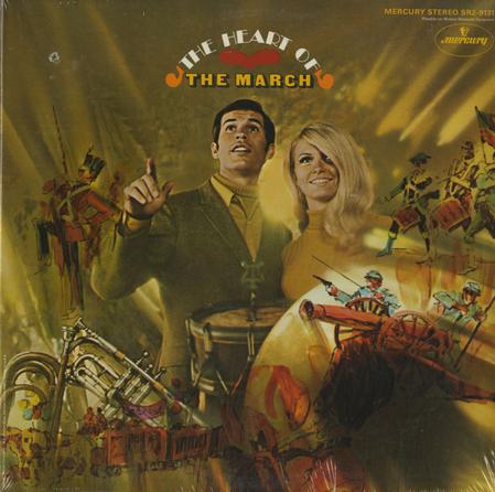Various Artists - The Heart Of The March