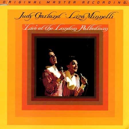 Judy Garland & Liza Minnelli - Live At The London Palladium