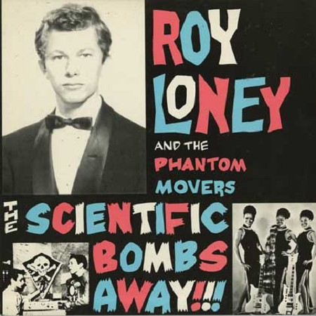 Roy Loney and The Phantom Movers Hanky Panky - With A Girl Like You