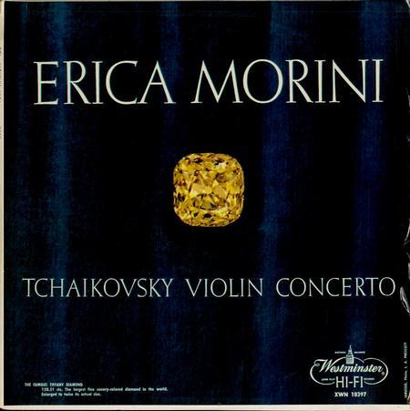 Morini, Rodzinski, Philharmonic Symphony Orchestra of London - Tchaikovsky Violin Concerto