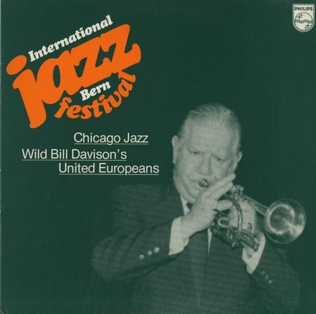 Wild Bill Davison In Copenhagen