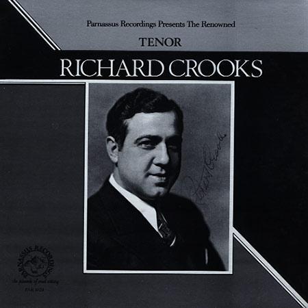 Richard Crooks - The Renowned Tenor