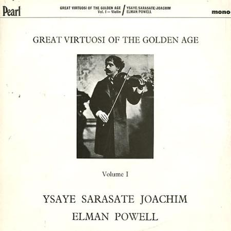 Various Artists - Great Virtuosi of the Golden Age Vol. I