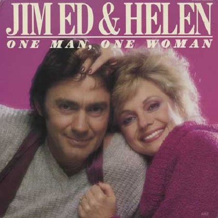 Jim Ed Brown & Helen Cornelius - If The World Ran Out Of Love Tonight