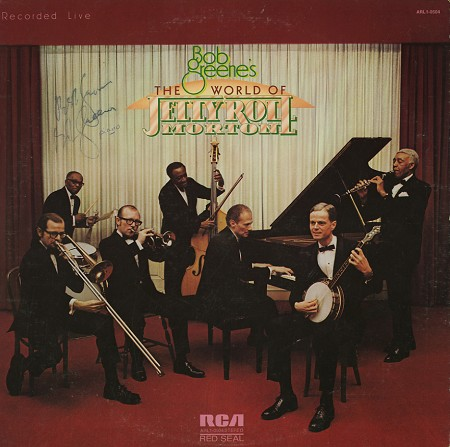 Bob Greene - The World Of Jelly Roll Morton