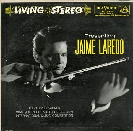 Jaime Laredo - Presenting Jaime Laredo