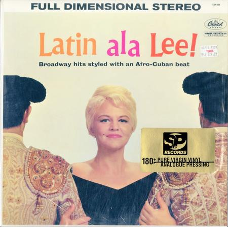 Benny Goodman, Peggy Lee - Latin ala Lee!