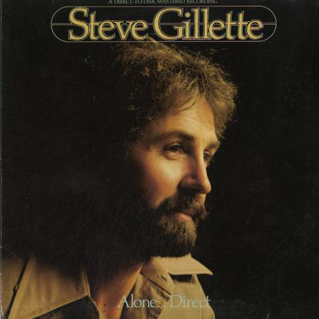 Steve Gillette - Alone Direct