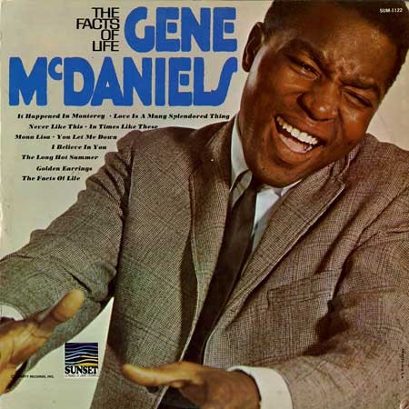Gene McDaniels With Johnny Mann Singers Tower Of Strength The Secret