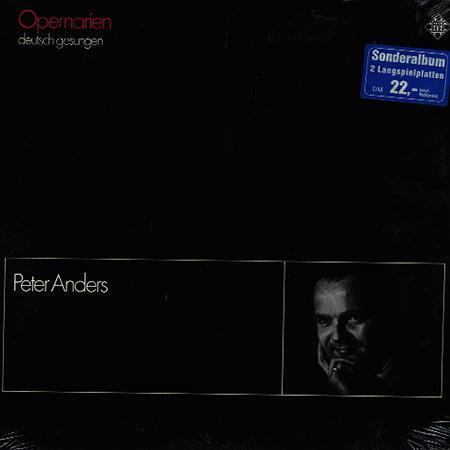 Peter Anders - Opernarien
