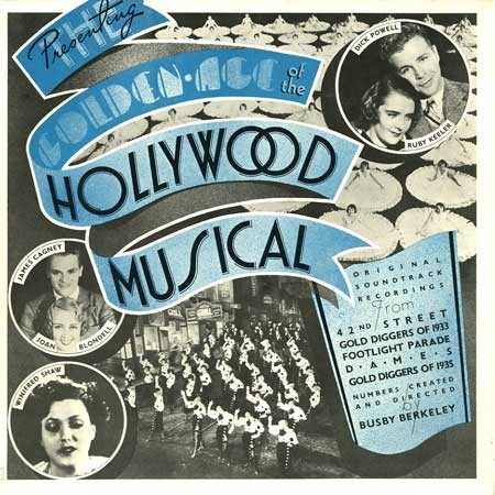 Various Artists - The Golden Age Of The Hollywood Musical/U.K./m -