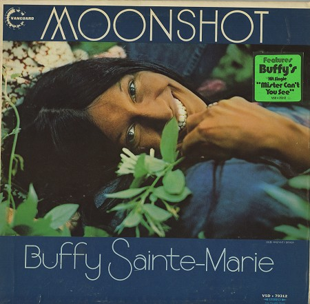 Buffy Sainte-Marie - Moonshot