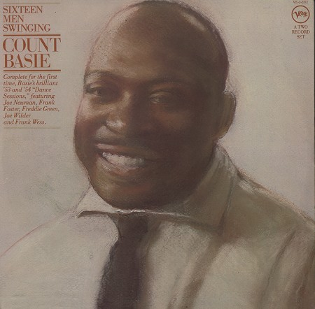 Count Basie Orchestra Straight Ahead