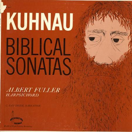 Albert Fuller - Kuhnau: Biblical Sonatas