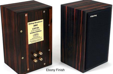 Stirling Broadcast - LS3/5a V2.5 Speakers