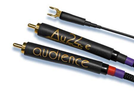 Audience - Au24e Low Z MC Phono Cable