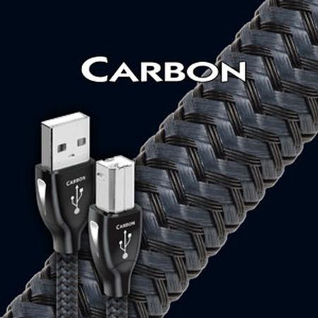 AudioQuest - Carbon USB cable Type A to Type B
